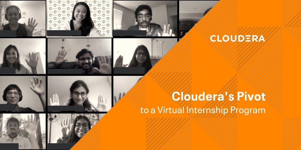 Work at the forefront of innovation with a Cloudera internship