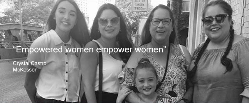 The success of Latina women is celebrated by McKesson