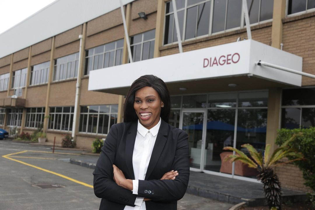 Meet women working at Diageo and hear about the culture