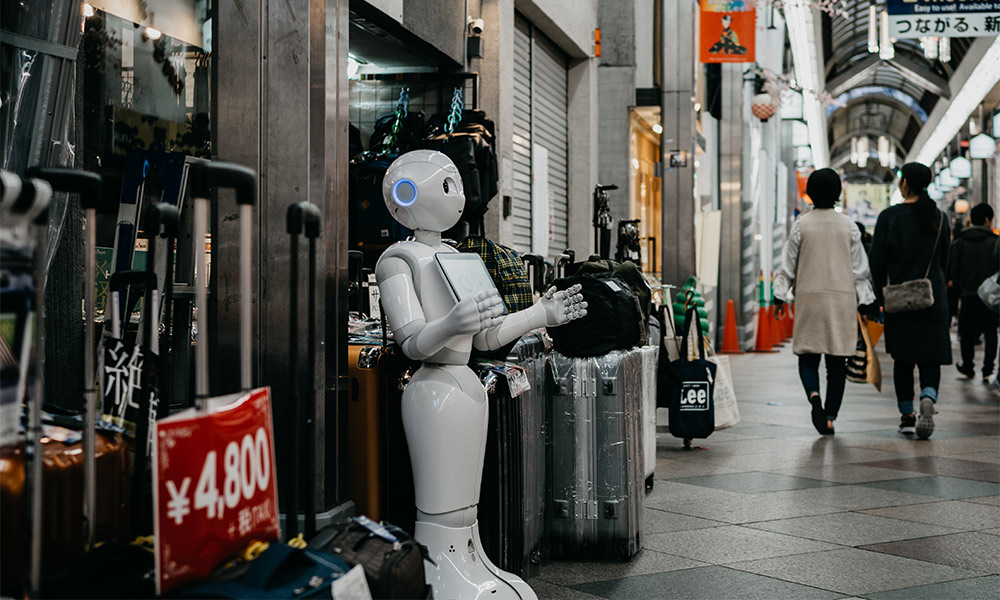 EBRD researches if robotization could worsen the gender pay gap