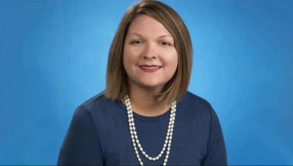 Eaton VP of Finance Christina Bosserd embraces change