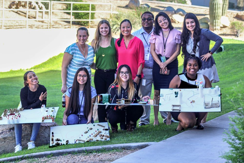 AECOM program inspires future leaders to pursue STEM