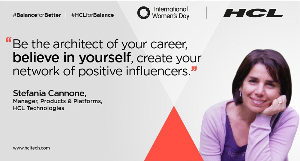 Women understand importance of networks and balance at HCL