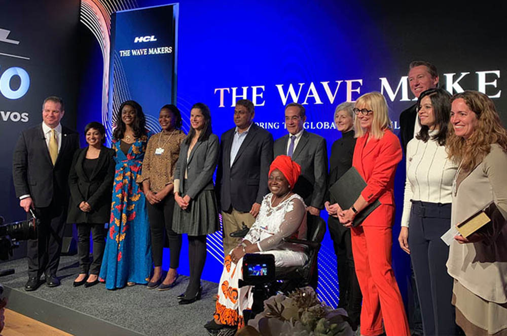 HCL honors women in technology at Wave Maker Awards