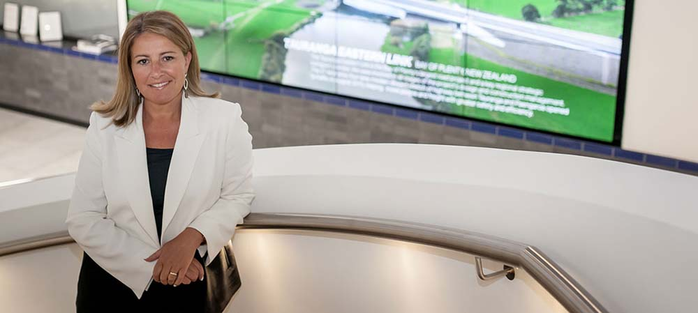Lara Poloni is announced President of AECOM