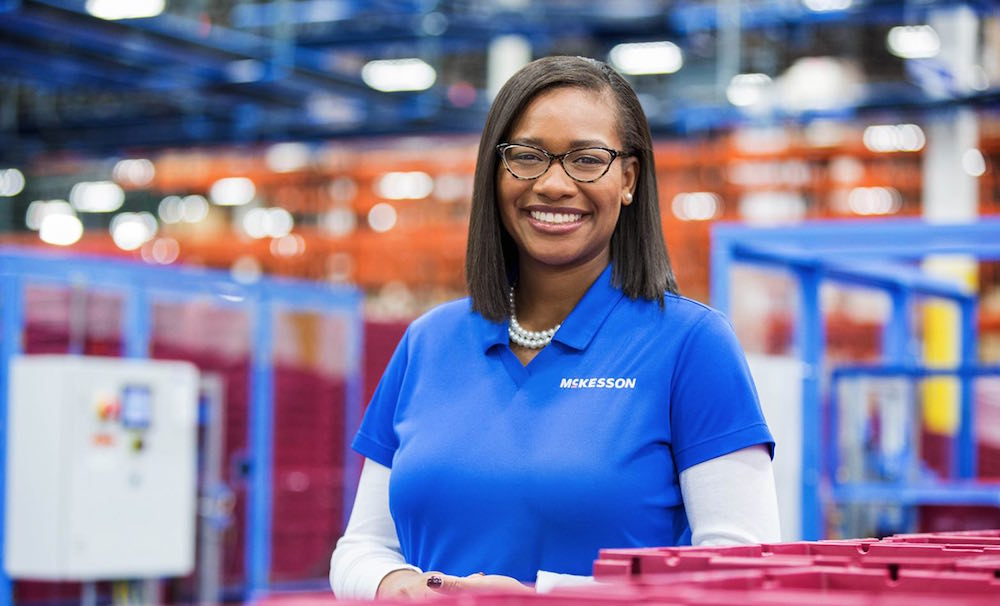 McKesson creates opportunities for employee success