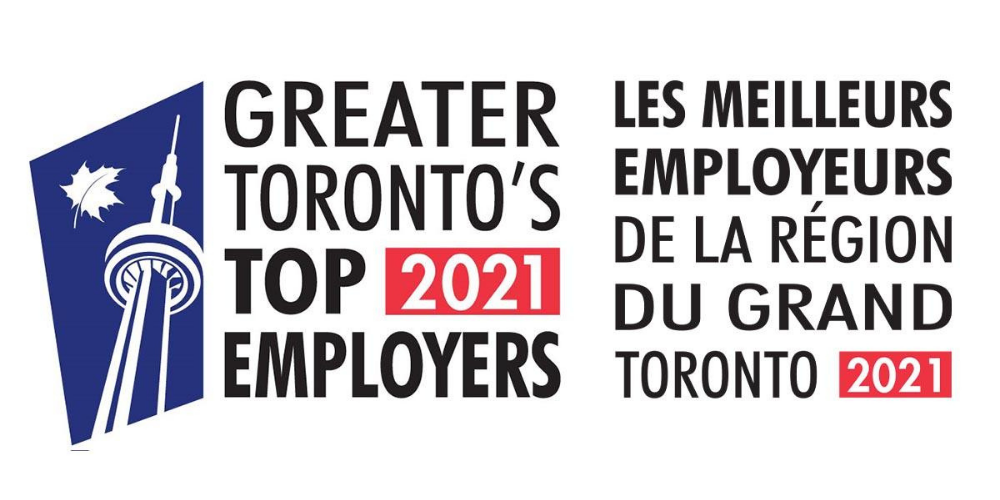 Medtronic Canada is named as a Top 100 Employer