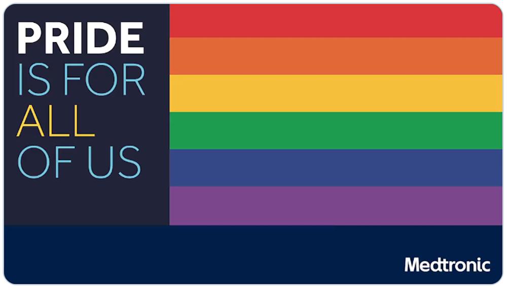 Pride Medtronic