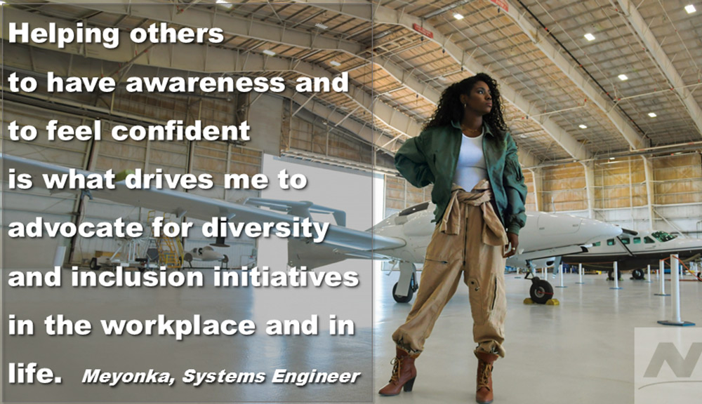 Northrop Grumman at largest conference for women engineers