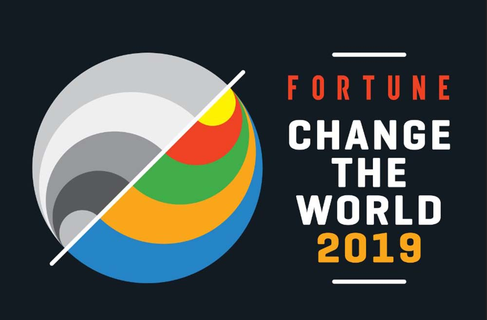 Schneider Electric is named on Fortunes Change the World list