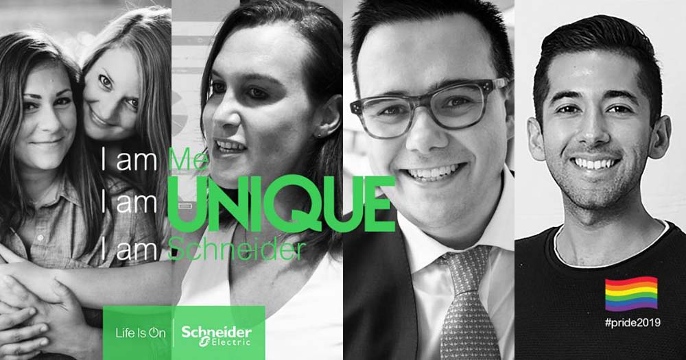 Schneider Electric amplifies efforts via Corporate Equality Index