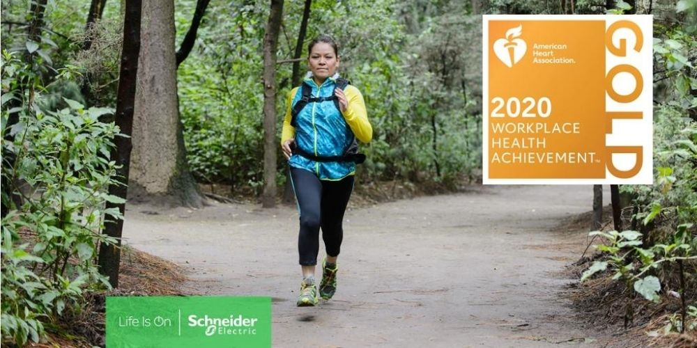 Schneider Electric celebrated for employee health programs