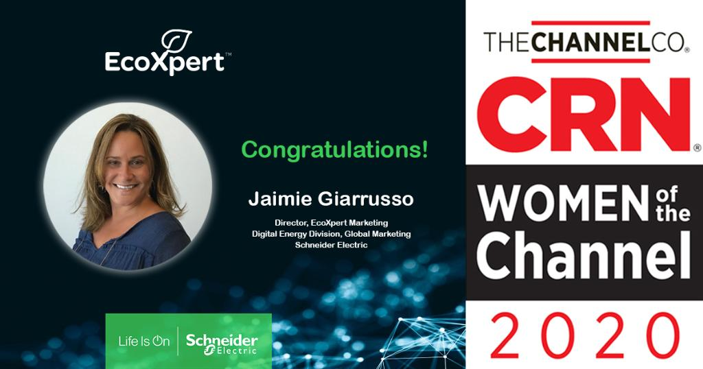 Women of the Channel: Schneider Electrics Jaimie Giarrusso