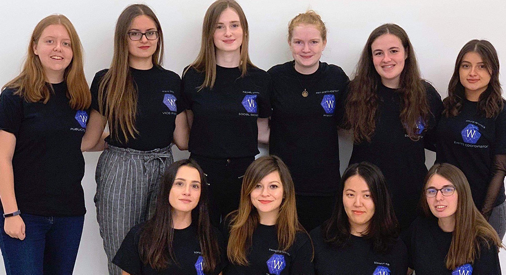 University of Sheffield supports women in computer science