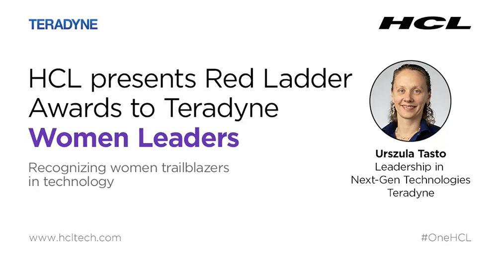 HCL Red Ladder Award celebrates high performing women in tech