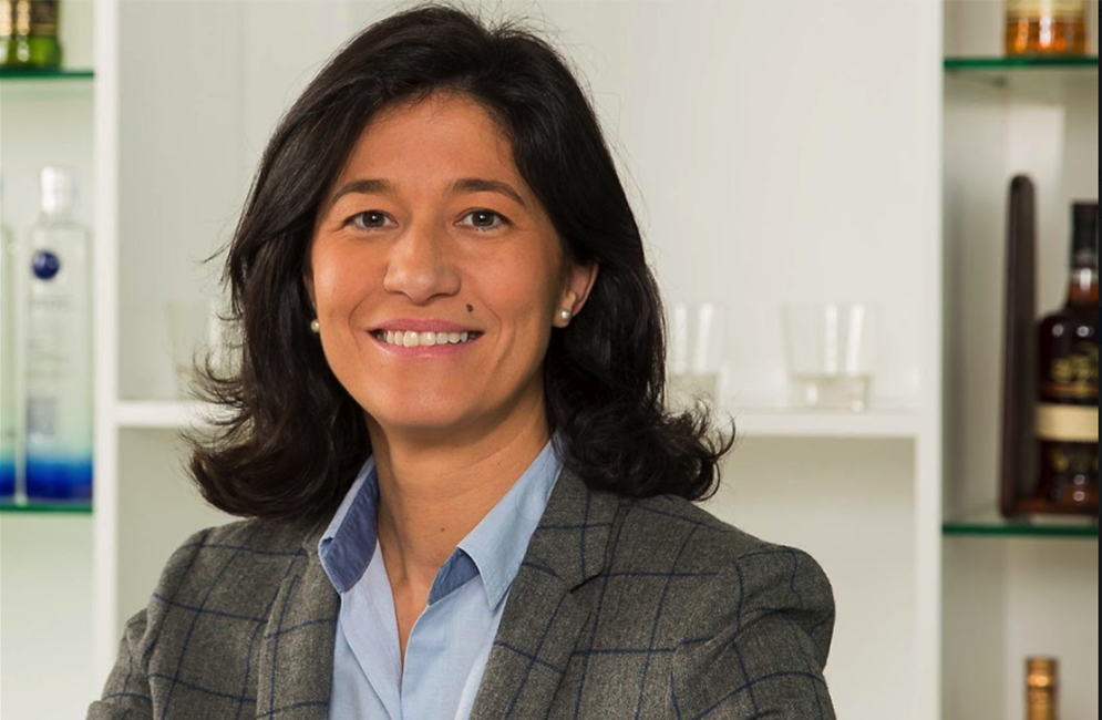Diageo supports finance leader, Maria, to progress her career