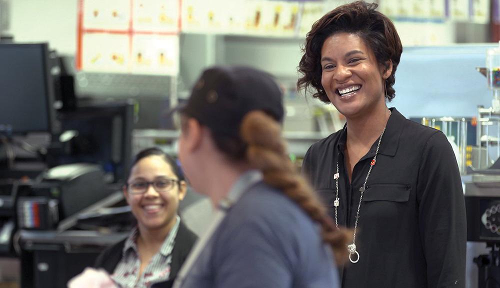 Women McDonalds